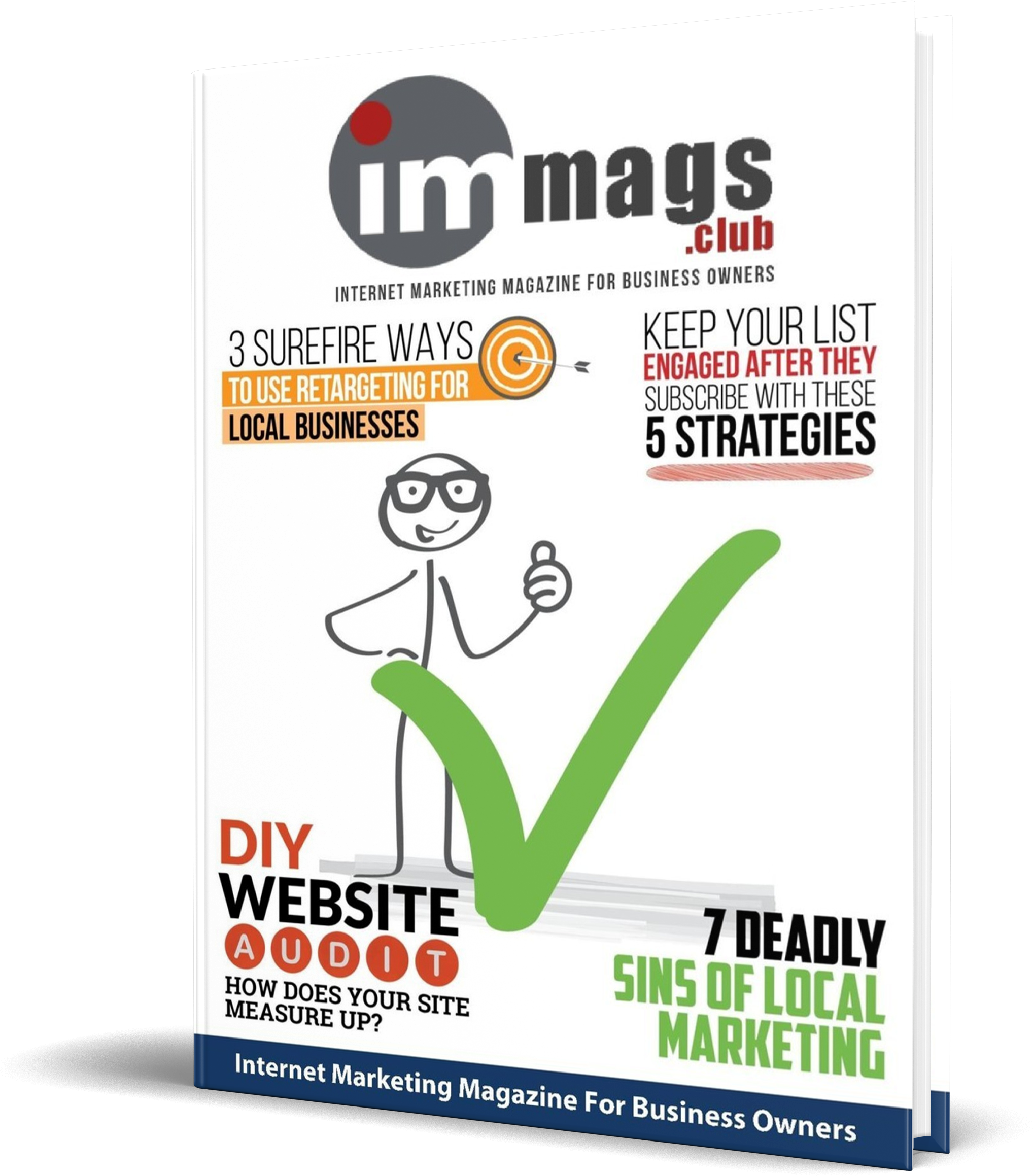 IMMAGS - Internet Marketing Magazine